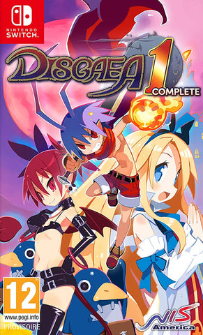Disgaea 1 Complete (Nintendo Switch) - GameShop Malaysia