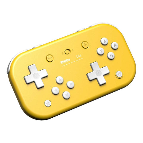 8Bitdo Lite Bluetooth Gamepad for Switch Lite, Switch, Windows - GameShop Malaysia