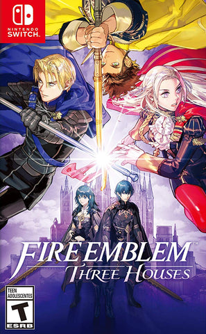 Fire Emblem: Three Houses (Switch) - GameShop Malaysia