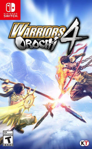 Warriors Orochi 4 (Switch)