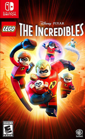 LEGO The Incredibles (Switch) - GameShop Malaysia