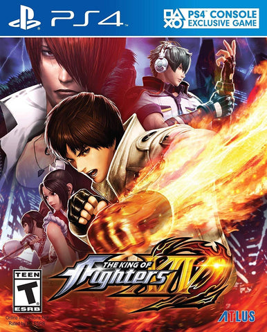 The King of Fighters XIV (PS4) - GameShop Malaysia