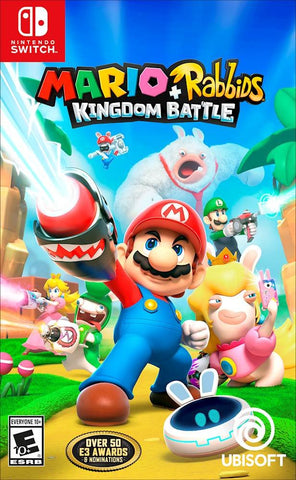 Mario + Rabbids Kingdom Battle (Nintendo Switch) - GameShop Malaysia