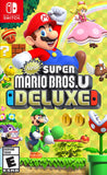 New Super Mario Bros. U Deluxe (Switch) - GameShop Malaysia