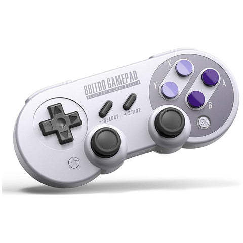 8Bitdo SN30 Pro Bluetooth Gamepad Super Nintendo - GameShop Malaysia