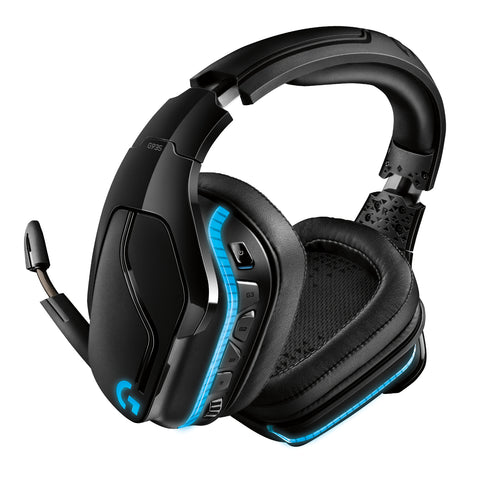 Logitech G933s 7.1 Surround Lightsync Wireless Gaming Headset - GameShop Malaysia