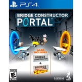 Bridge Constructor Portal (PS4) - GameShop Malaysia