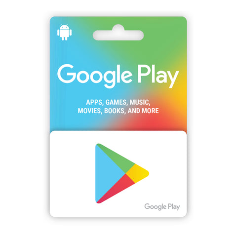 Google Play Gift Card - GameShop Malaysia