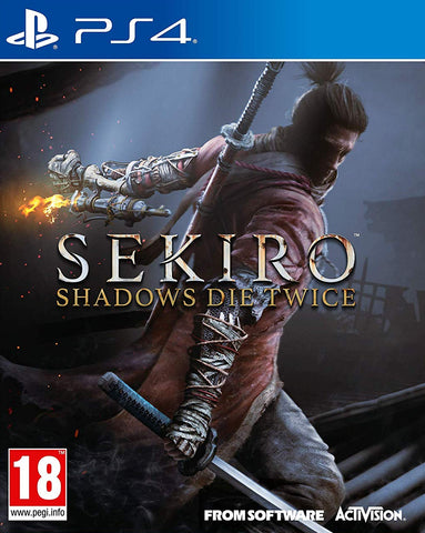 Sekiro Shadows Die Twice (PS4) - GameShop Malaysia