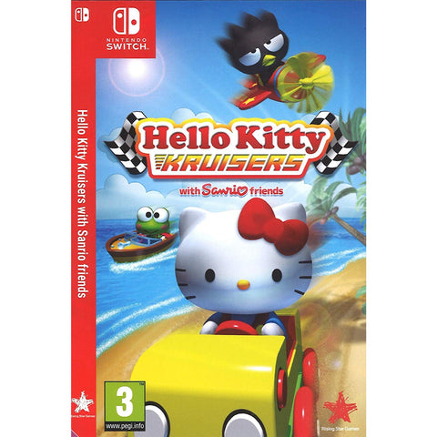 Hello Kitty Kruisers (Switch) - GameShop Malaysia