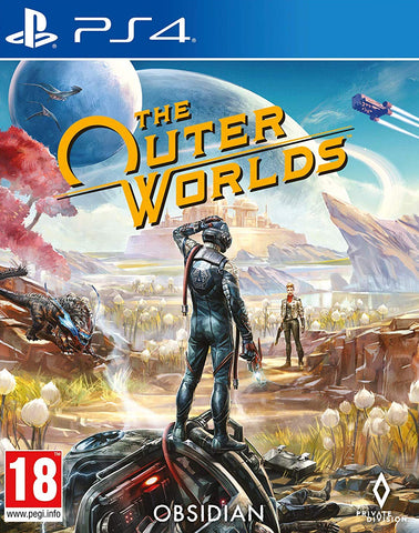 The Outer Worlds (PS4) - GameShop Malaysia