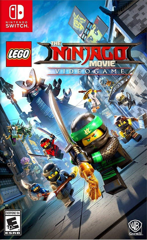 The Lego Ninjago Movie Videogame (Switch) - GameShop Malaysia