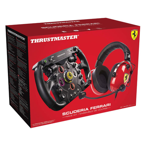 Thrustmaster Scuderia Ferrari Race Kit - GameShop Malaysia