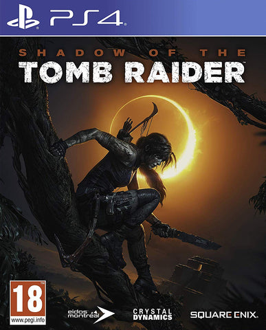 Shadow of the Tomb Raider (PS4) - GameShop Malaysia