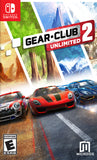 Gear Club Unlimited 2 (Switch) - GameShop Malaysia