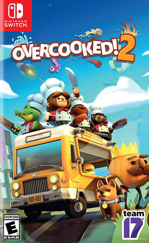 Overcooked 2 (Switch) - GameShop Malaysia