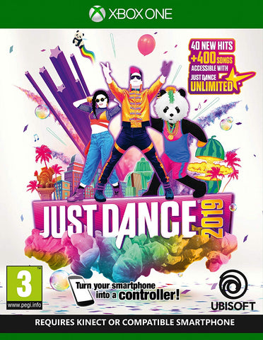 Just Dance 2019 (Xbox One) - GameShop Malaysia
