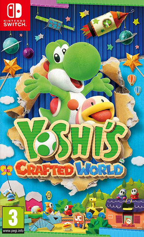 Yoshi's Crafted World (Nintendo Switch) - GameShop Malaysia