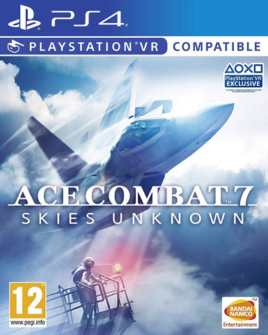 Ace Combat 7 Skies Unknown (PS4) - GameShop Malaysia