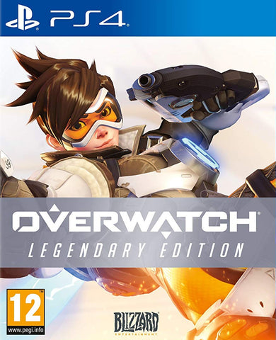 Overwatch Legendary Edition (PS4) - GameShop Malaysia