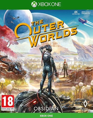The Outer Worlds (Xbox One) - GameShop Malaysia