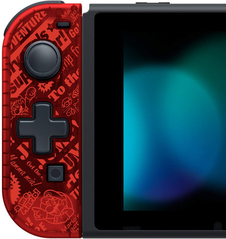 Hori D-Pad Controller (L) Mario for Switch - GameShop Malaysia
