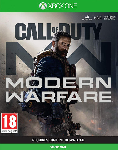 Call of Duty: Modern Warfare (Xbox One) - GameShop Malaysia