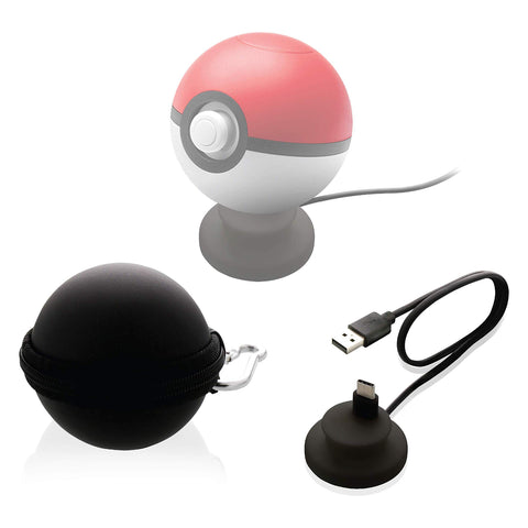 Nyko Charge Base Plus for Poke Ball Plus (Nintendo Switch) - GameShop Malaysia