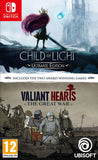 Child Of Light and Valiant Hearts (Switch) - GameShop Malaysia