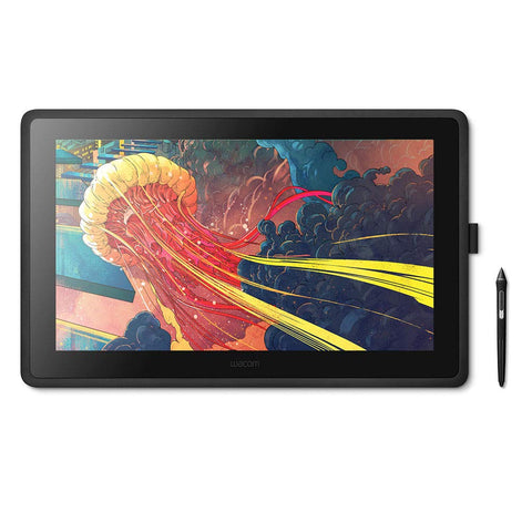 Wacom Cintiq 22 Drawing Tablet - GameShop Malaysia