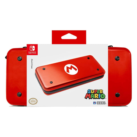 Hori Aluminium Case for Switch Mario Edition - GameShop Malaysia
