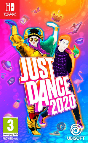 Just Dance 2020 (Switch) - GameShop Malaysia