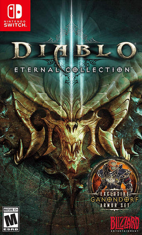 Diablo III Eternal Collection (Switch)
