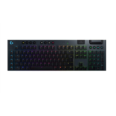 Logitech G915 RGB Wireless Mechanical Gaming Keyboard