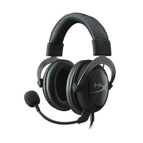 HyperX Cloud II Gaming Headset for PC, PS4, Xbox One and Mobile Gun Metal