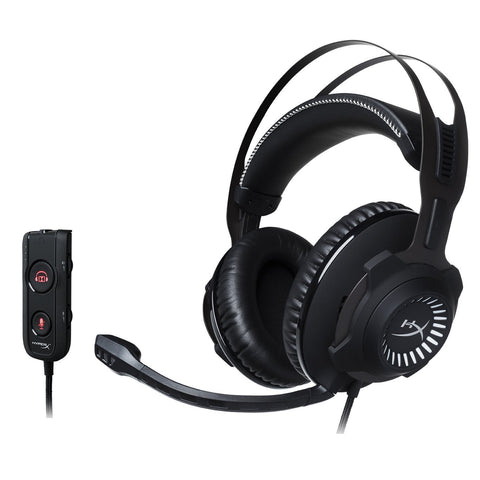 HyperX Cloud Revolver S Gaming Headset with Dolby 7.1 Surround Sound - GameShop Malaysia