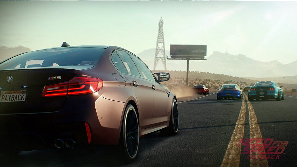 Need For Speed Payback Ps4 Gameshop Malaysia