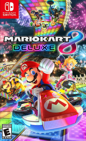 Mario Kart 8 Deluxe (Switch) - GameShop Malaysia