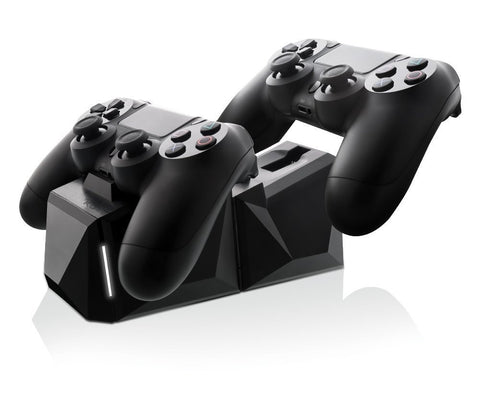 Nyko Charge Block Duo Black for PlayStation 4