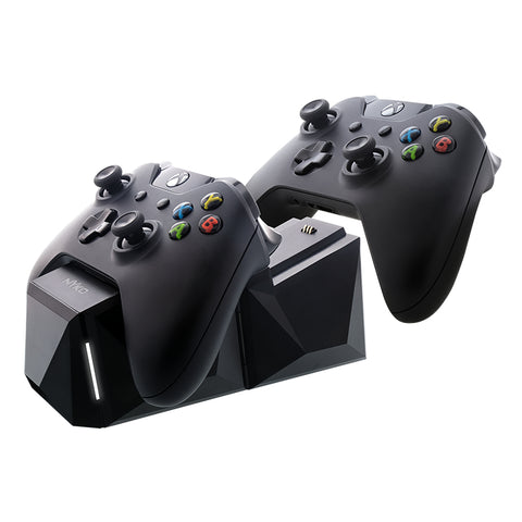 Nyko Charge Block Duo Black for Xbox One - GameShop Malaysia