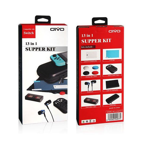 OTVO 13 in 1 Super Kit for Nintendo Switch - GameShop Malaysia