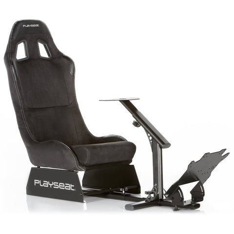 Playseat Evolution Gaming Seat Alcantara Black - GameShop Malaysia