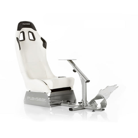 Playseat Evolution Gaming Seat White - GameShop Malaysia