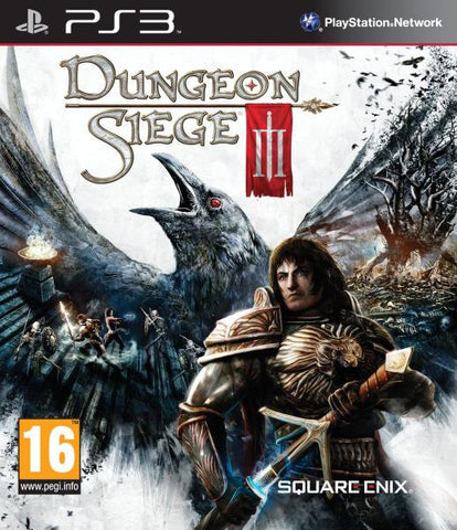 Dungeon Siege 3 (PS3) - GameShop Malaysia
