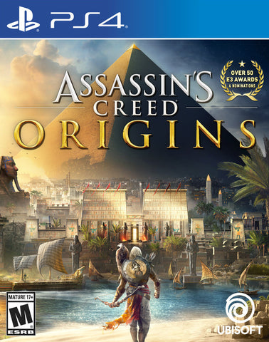 Assassin's Creed Origins (PS4) - GameShop Malaysia