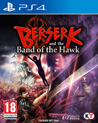 Berserk and the Band of the Hawk (PS4) - GameShop Malaysia