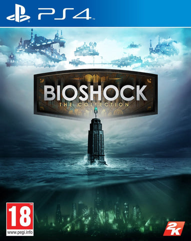 Bioshock: The Collection (PS4) - GameShop Malaysia