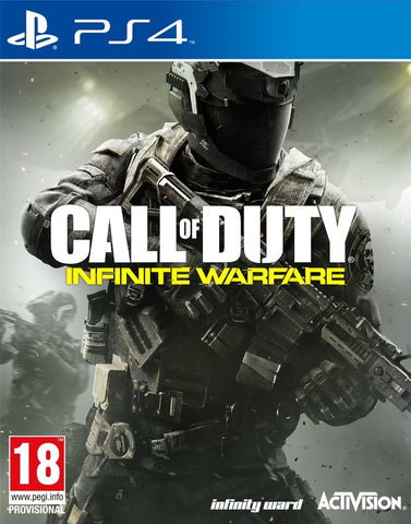 Call of Duty: Infinite Warfare (PS4) - GameShop Malaysia