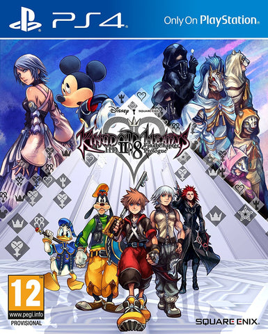 Kingdom Hearts HD 2.8 Final Chapter Prologue (PS4) - GameShop Malaysia