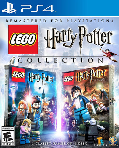 LEGO Harry Potter Collection (PS4) - GameShop Malaysia